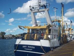 vli7 eben haezer vlissingen-vissersboot