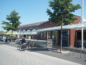 winkelcentrum papegaaienburg