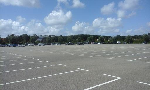 parkeren verlengde dishoekseweg