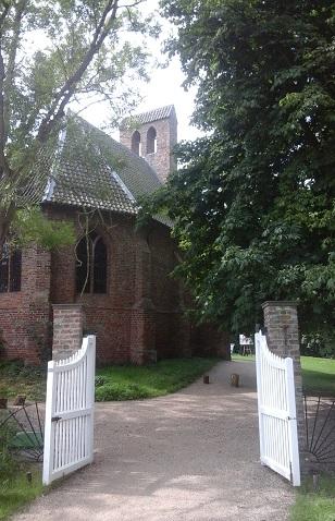 kapel Hoogelande Zeeland
