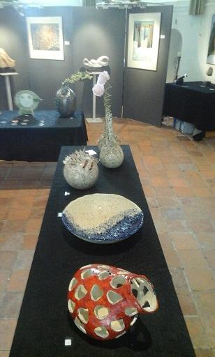 kunst expositie Hoogelande aug 2017