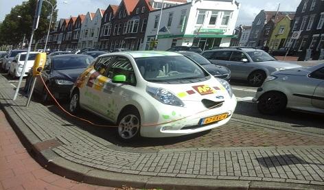 Oplaadpunten Auto Vlissingen Voor Elektrisch Opladen