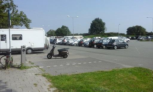 parkeerterrein oude veerseweg middelburg