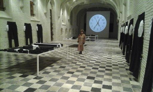 vleeshal middelburg expositie moderne kunst