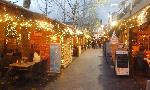 cafe's kerstmarkt Goes 2017