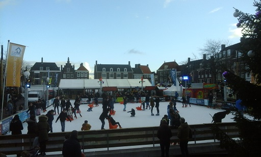 ijsbaan middelburg winterstad 2017