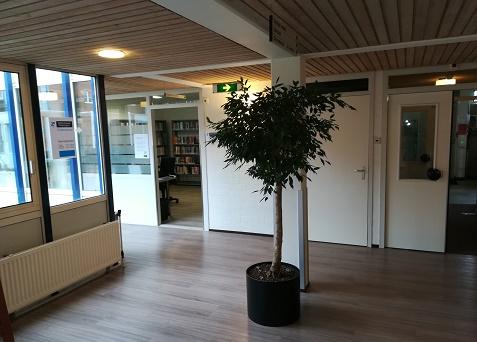 ingang bibliotheek oost-souburg