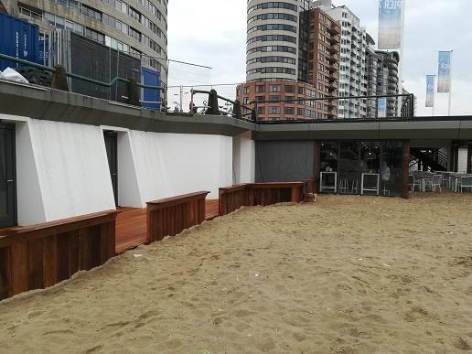 hotelkamers van Pier 7