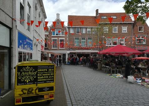 Kleine Markt Koningsdag