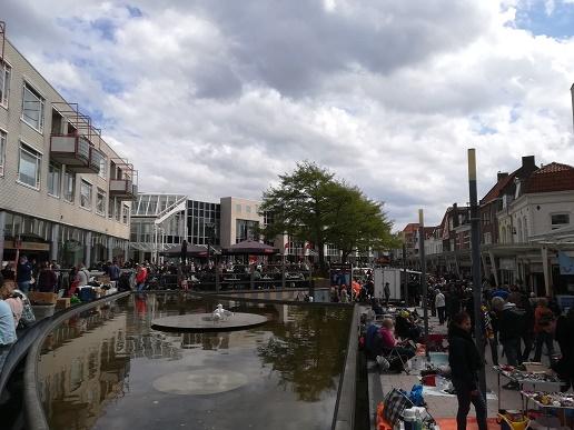 Koningsdag Vlissingen 2018 Scheldeplein