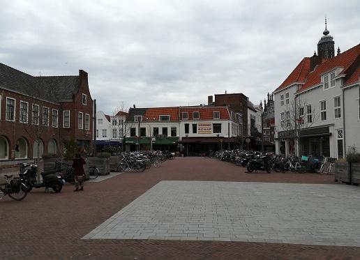 Plein 40 Middelburg