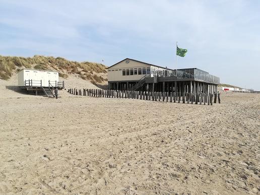 strandpaviljoen scheldezicht in westkapelle