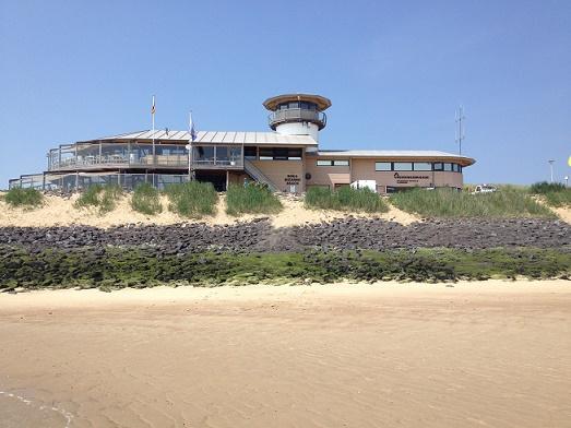 strandpaviljoen panta rhei strandwachtenpost vlissingen