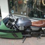 Vanguard Moto Guzzi V8 in Middelburg