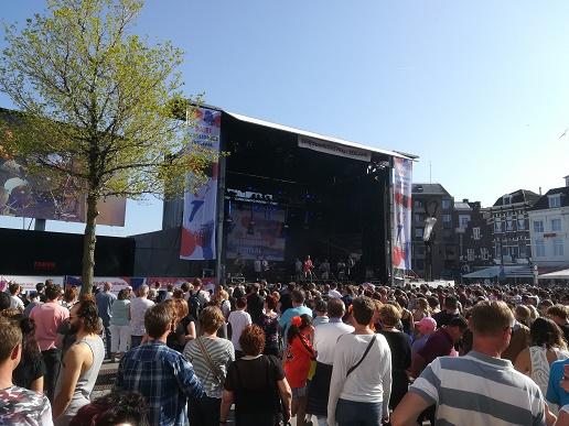 Bazzookas Vlissingen Bevrijdingsfestival 2018