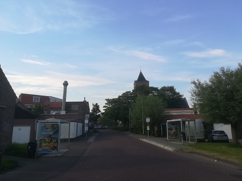 bushalte karolingenbaan oost-souburg