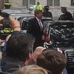 Koning Willem Alexander op Balans Middelburg