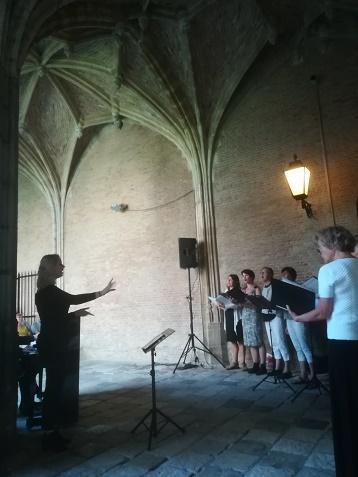 Kloostergangen Middelburg abdij