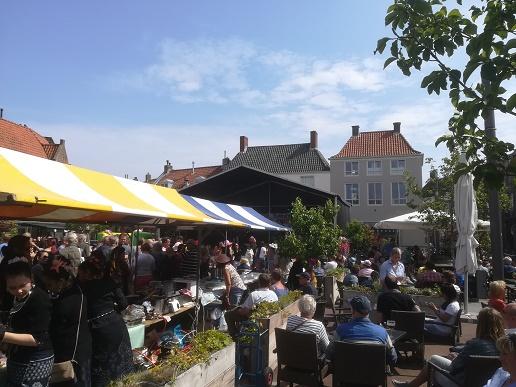 terras restaurant Hildernisse Middelburg