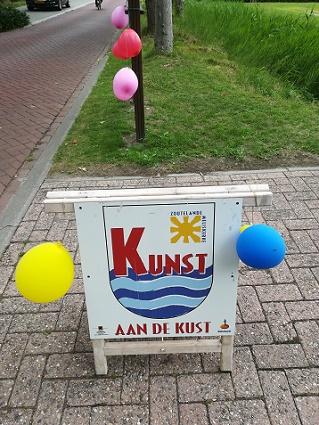 Kunstroute Zoutelande 2018