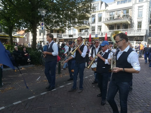 jazz in Domburg Zeeland