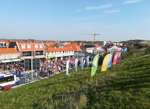 finish kustmarathon zeeland