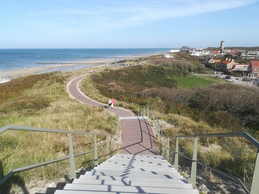 Hoge Hill Domburg high hill