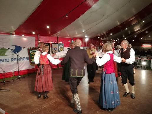 noorse dansgroep