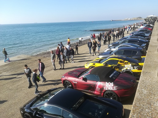 supercars in Vlissingen