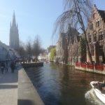 rondvaart brugge belgie