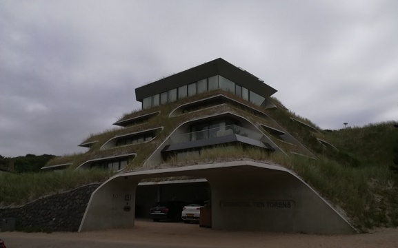 duinhotel Tien Torens Zoutelande