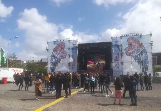 liberty stage Bevrijdingsfestival Vlissingen 2019