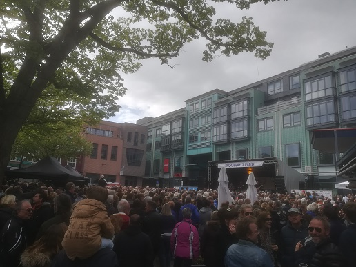 Oude Markt Vlissingen Bevrijdingsfestival 2019
