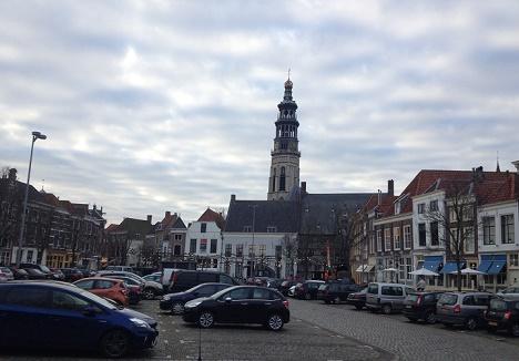 Damplein Middelburg
