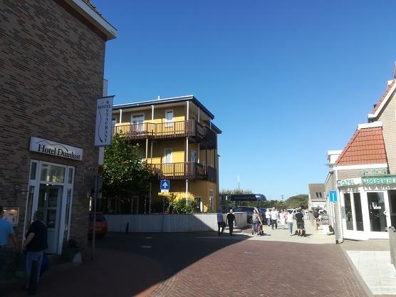 Domburg hotels Duinlust, Nehalennia en Noordzee