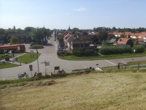 Hoofdplaat dorp