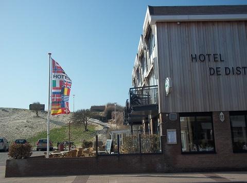 hotel de distel zoutelande