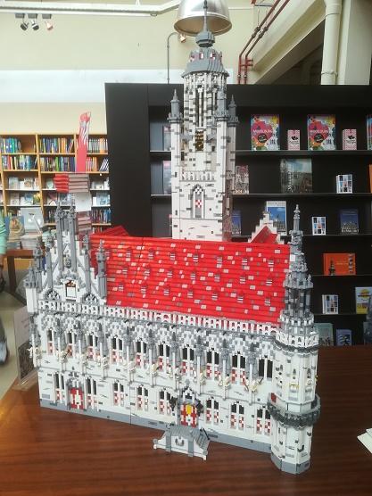 stadhuis Middelburg LEGO