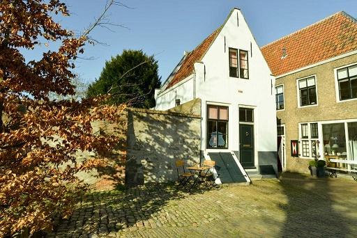 Logement het Oude Bierhuys in Middelburg