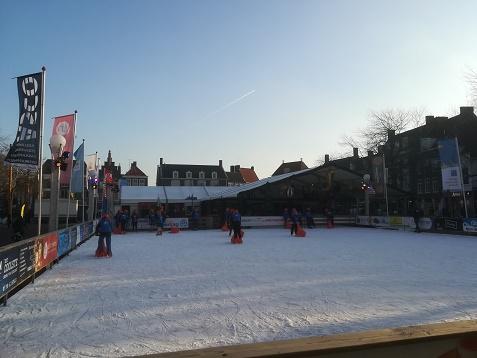 ijsbaan Winterstad Middelburg 2019