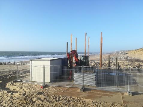 nieuwbouw strandwacht dishoek
