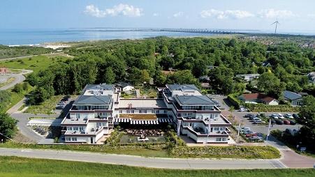 amadore hotel De Kamperduinen