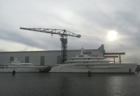 superyachts Vlissingen 2020
