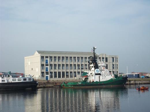 Timmerfabriek in Vlissingen