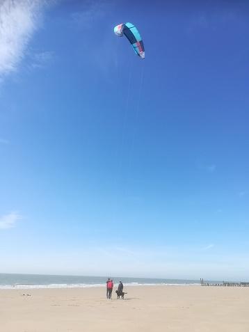 kitesurfen zoutelande zeeland