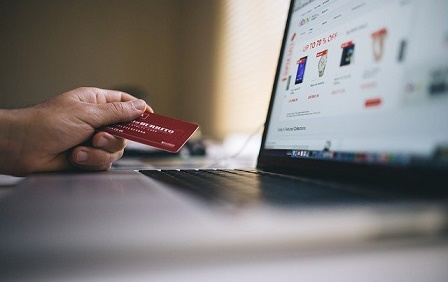 e-commerce online winkelen