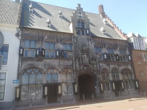 Gistpoort Middelburg