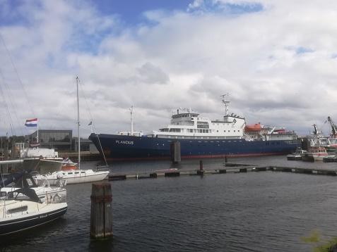 plancius schip