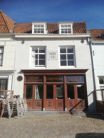 restaurant Blof Middelburg