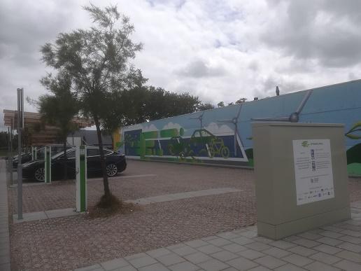 E-Mobility park in Vlissingen